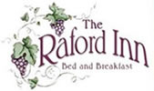 The Raford Inn ~ Healdsburg Bed and Breakfast Logo